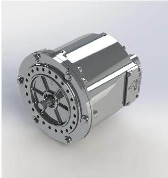 Figure 20. REMY HVH250-115 Motor