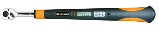 Figure 41. A common digital torque wrench