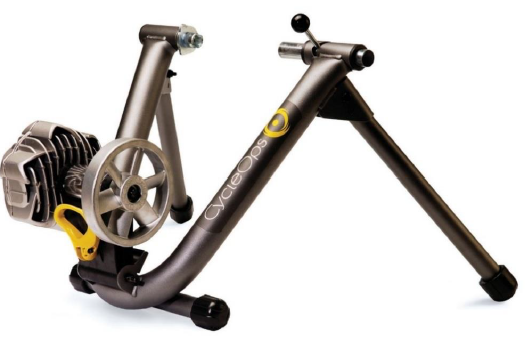 Figure 5. The Fluid2 Cycling Trainer pictured without bicycle