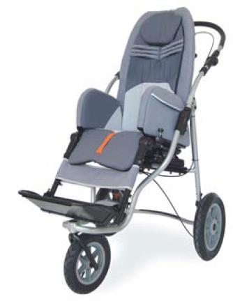 Figure 2.1.7: Tadpole Adaptive wheelchair style jogger