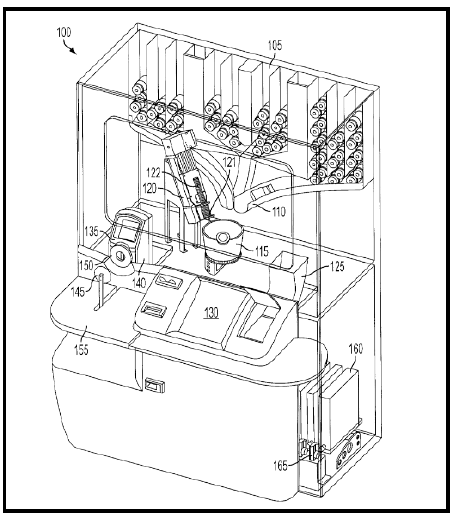 Figure 3: Overview Image from Patent #US8666540 B2