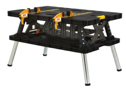 Figure 2.7: The Keter worktable, which sets up in 30 seconds.